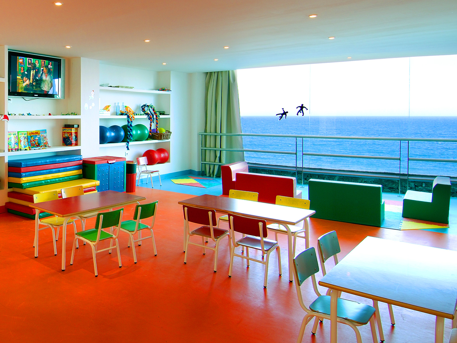 Children´s Club - Vincci Tenerife Golf 4*