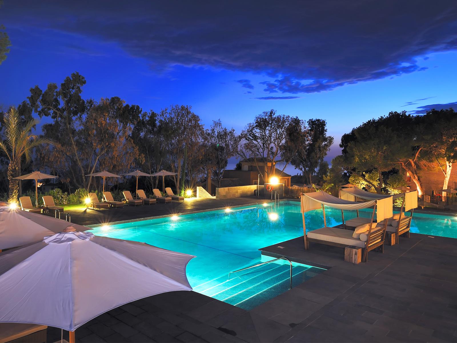 hotel malaga 5 estrella: