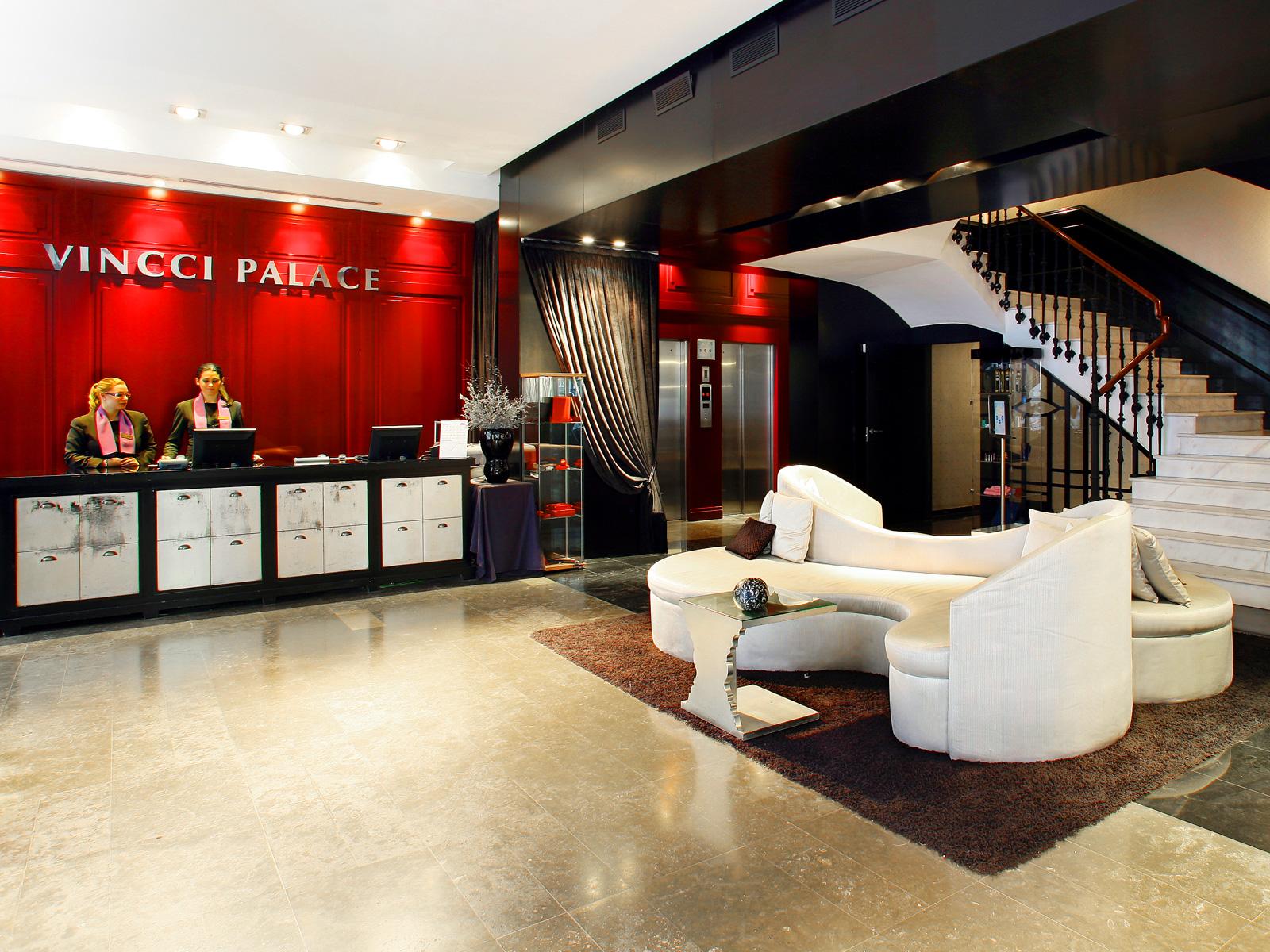 hotel vincci palace: