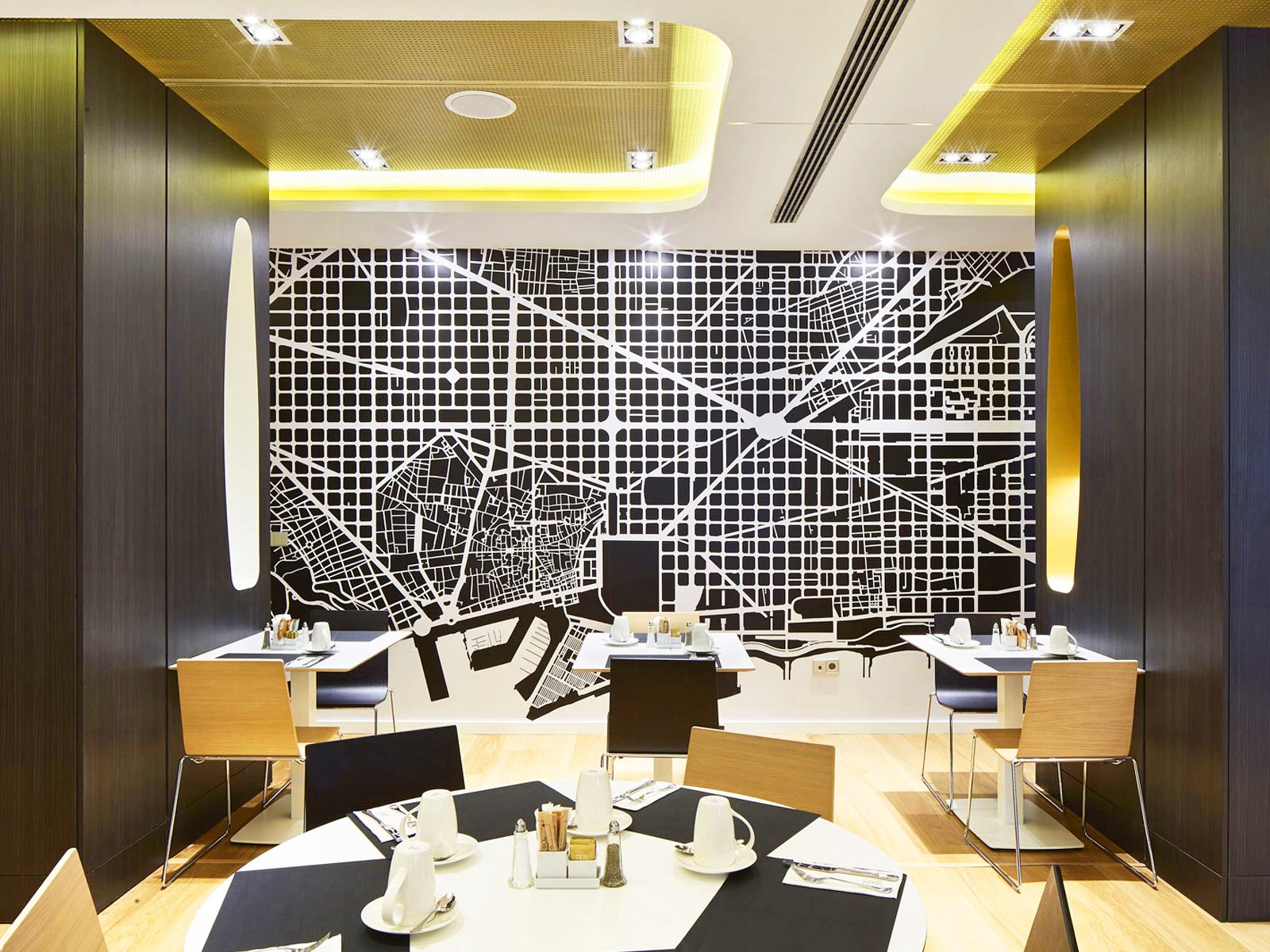 Breakfast Area - Vincci Gala 4*