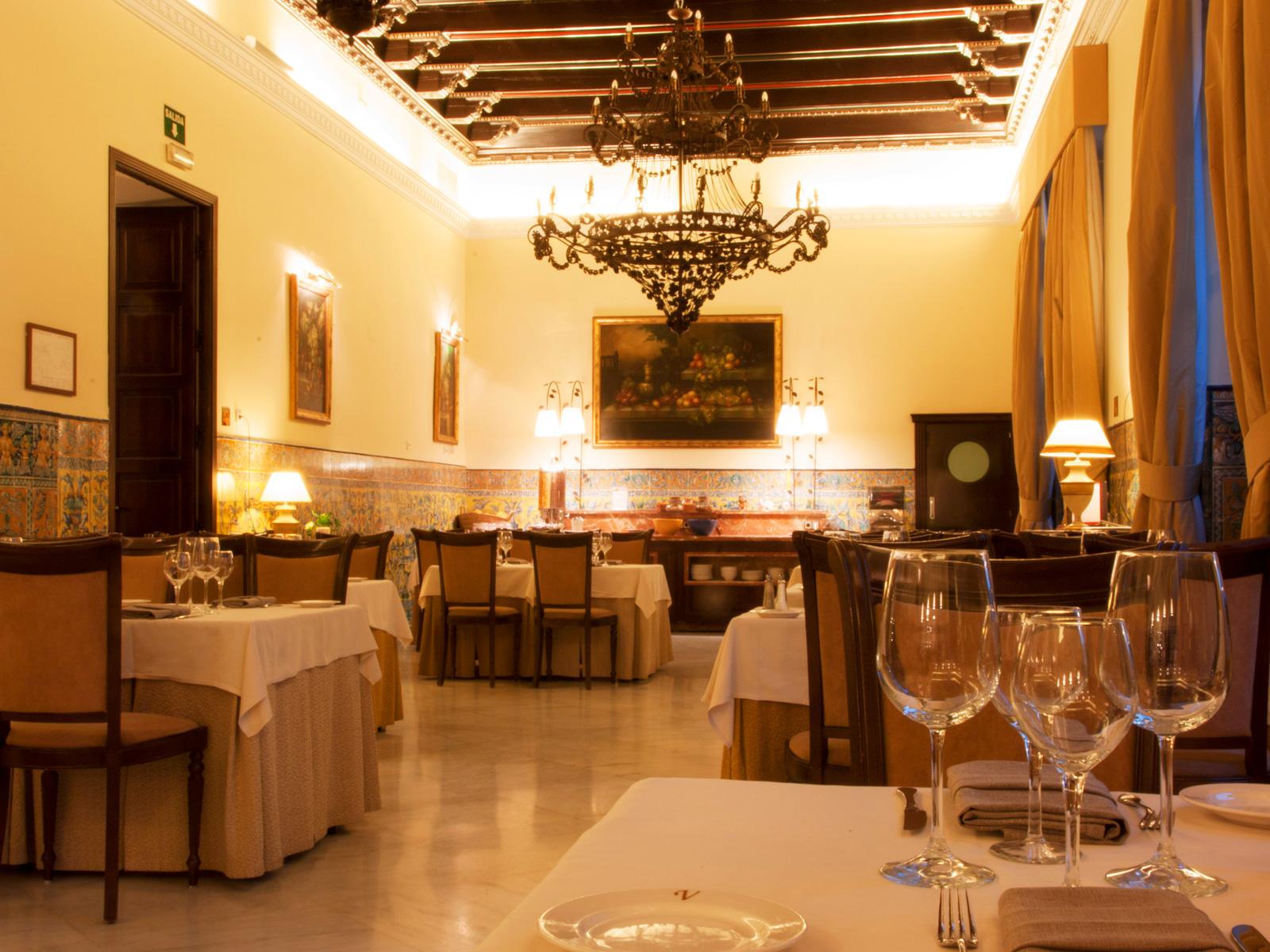 Los Patios Restaurant - Vincci La Rábida 4*