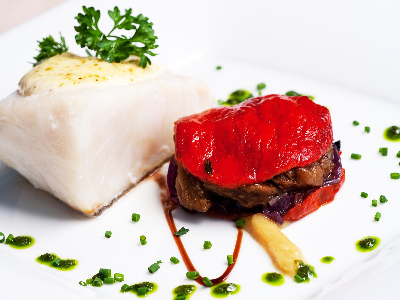 Restaurante-Vincci Selección Posada del Patio 5*