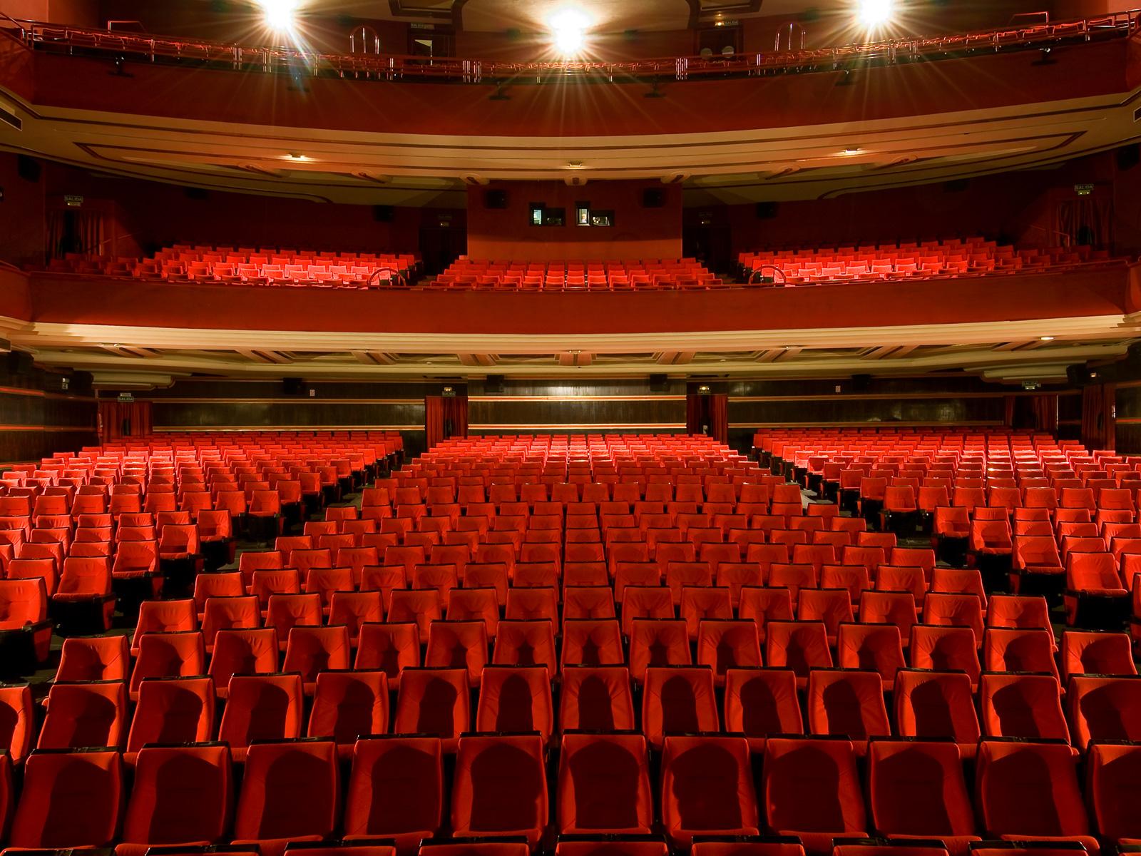 Sala Cine Capitol 4 - Vincci Capitol 4*