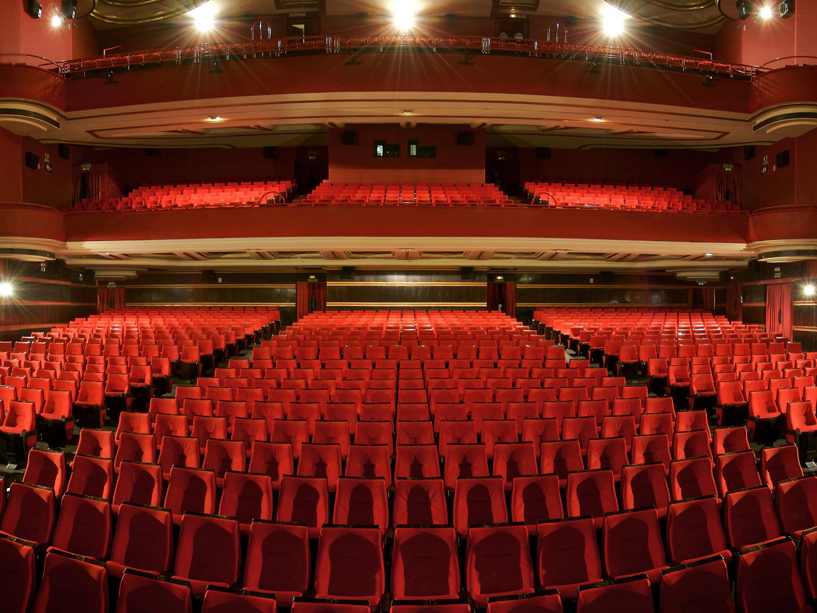 Sala Cine Capitol 6 - Vincci Capitol 4*