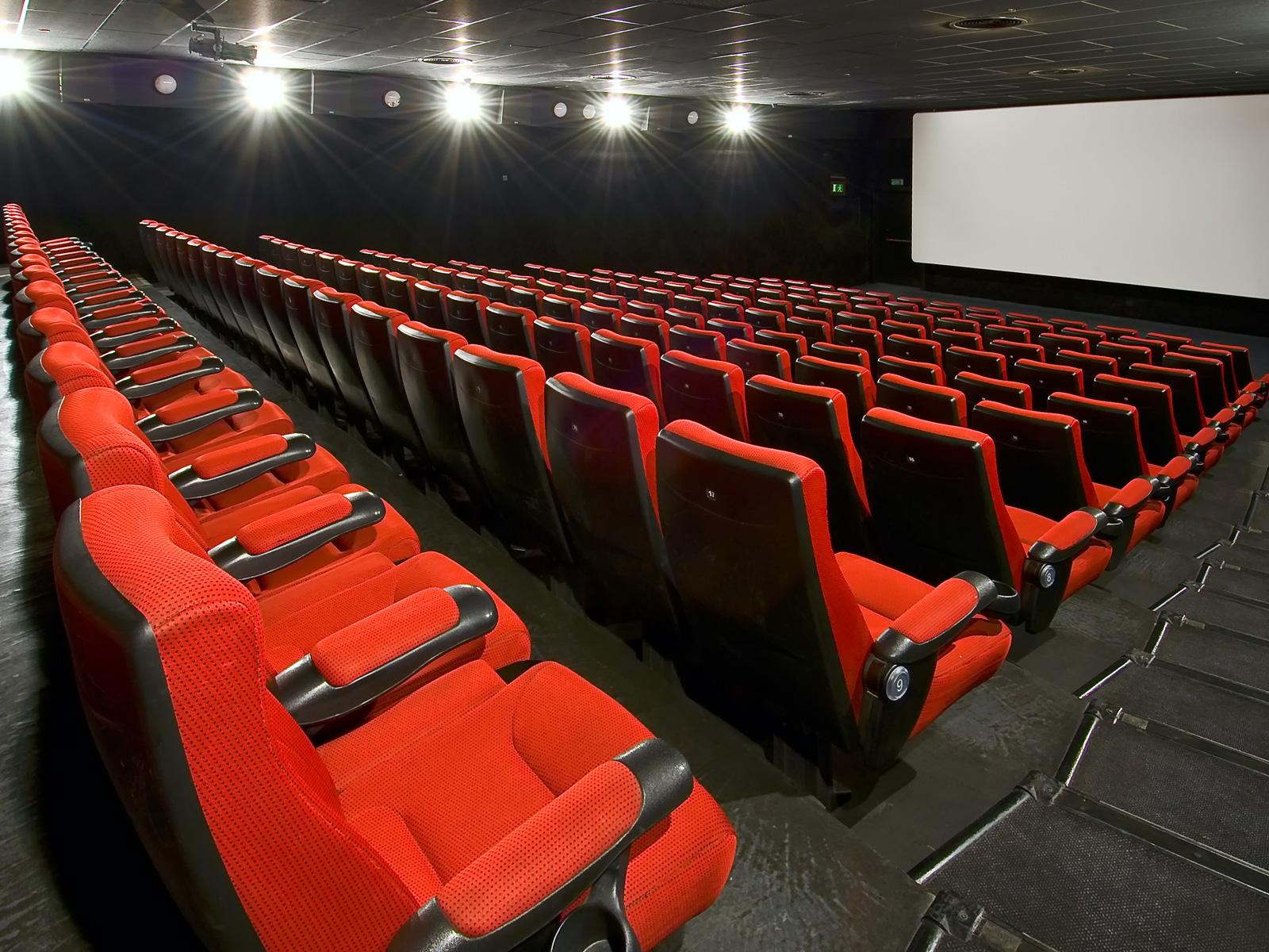 Cinema - Vincci Capitol 4*