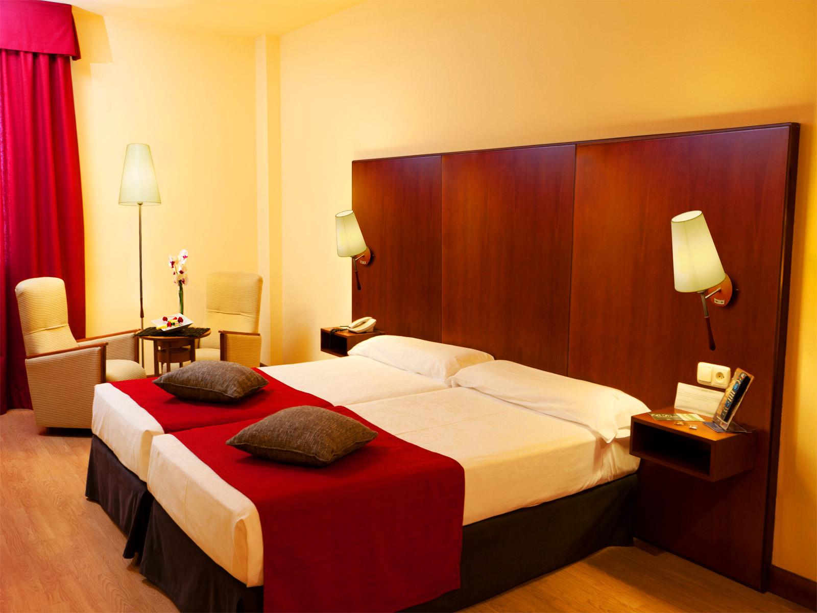 Habitaciones-Hoteles Vincci. Hotel Vincci Ciudad de Salamanca