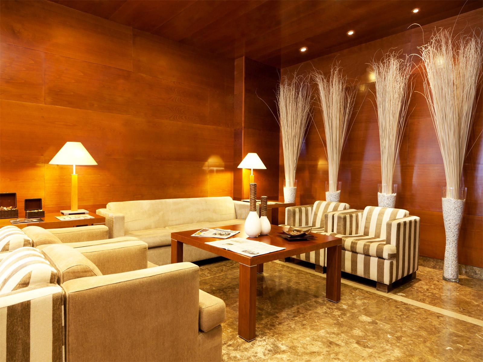 Intérieur-Hoteles Vincci. Hotel Vincci Ciudad de Salamanca