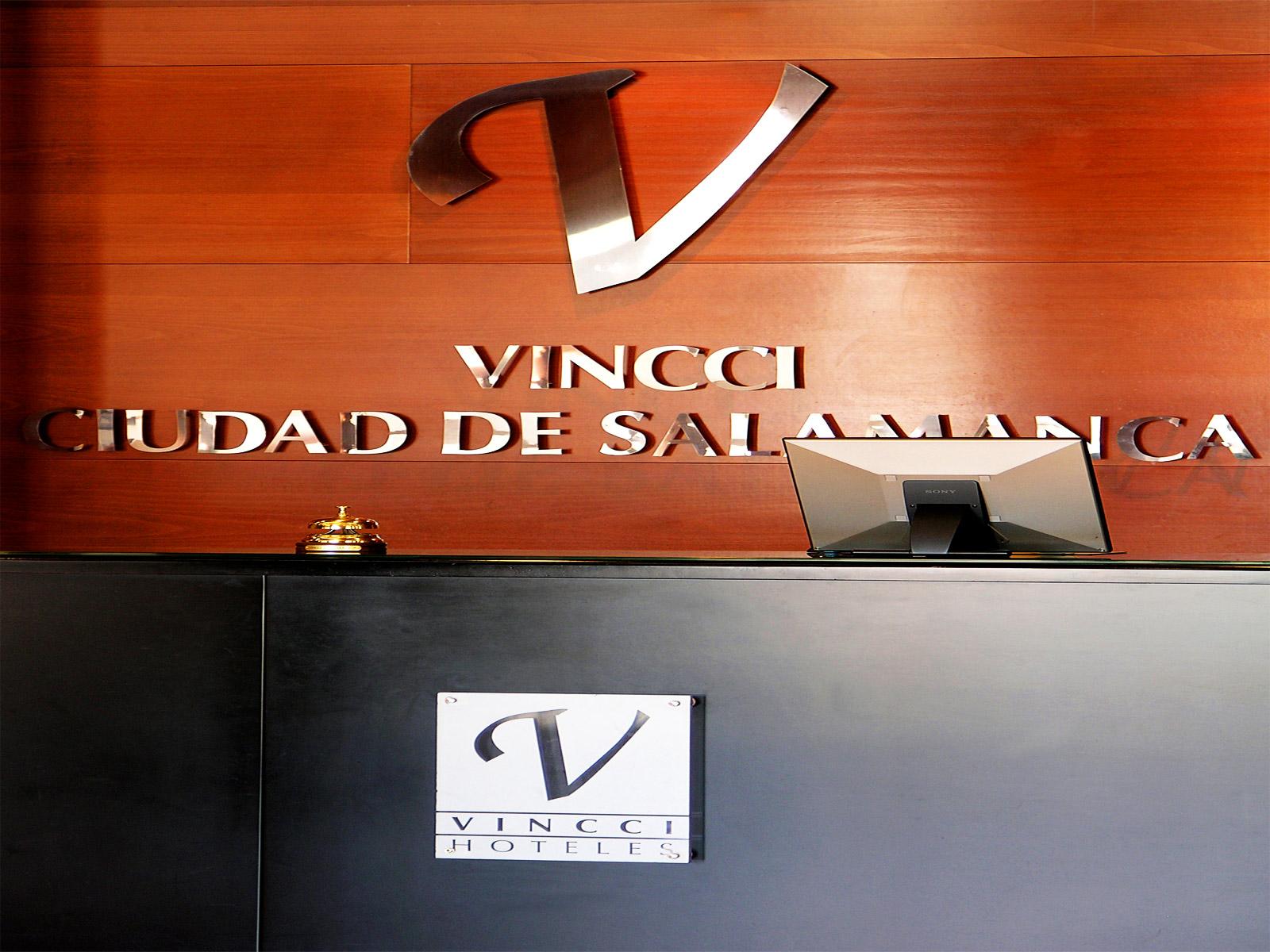 Interior-Hoteles Vincci. Hotel Vincci Ciudad de Salamanca