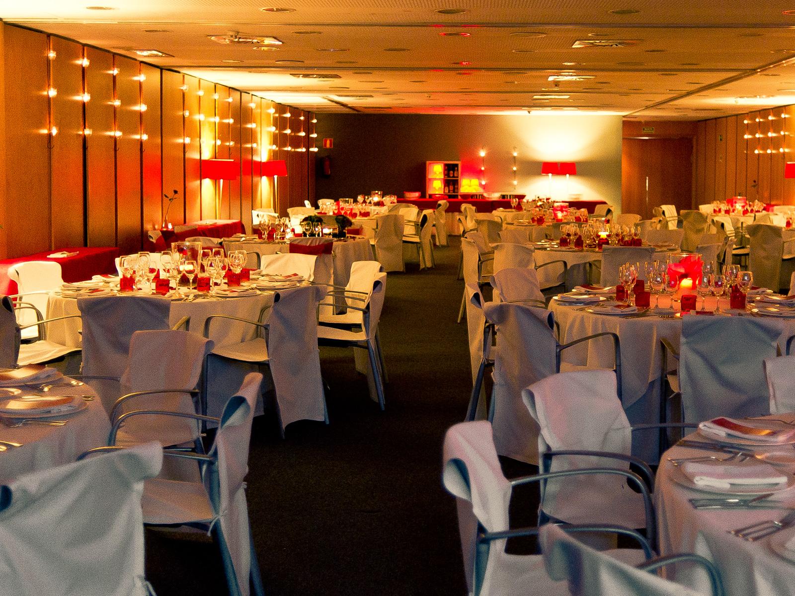 Salón Azul Banquete - Vincci Soma 4*