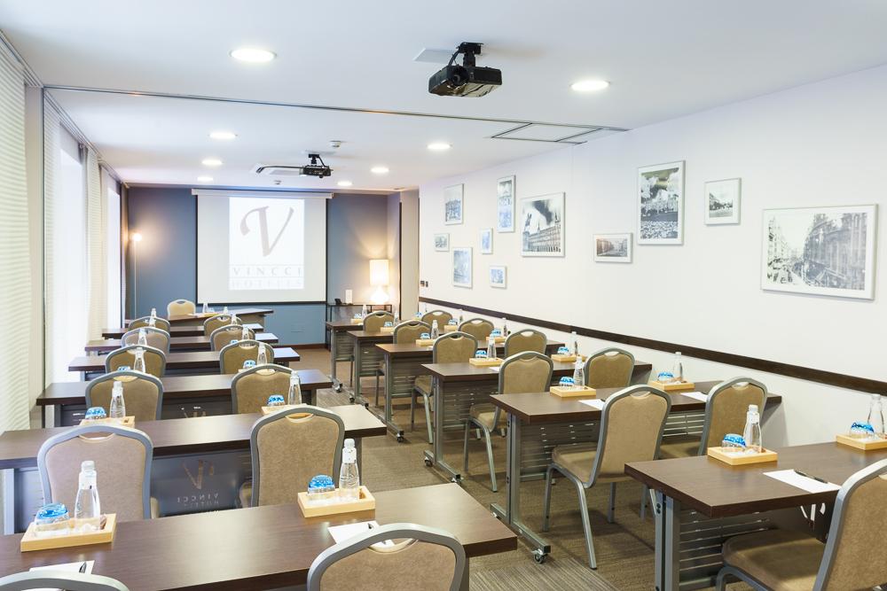 Reuniones y Eventos Hotel Madrid Centrum - Vincci Hoteles