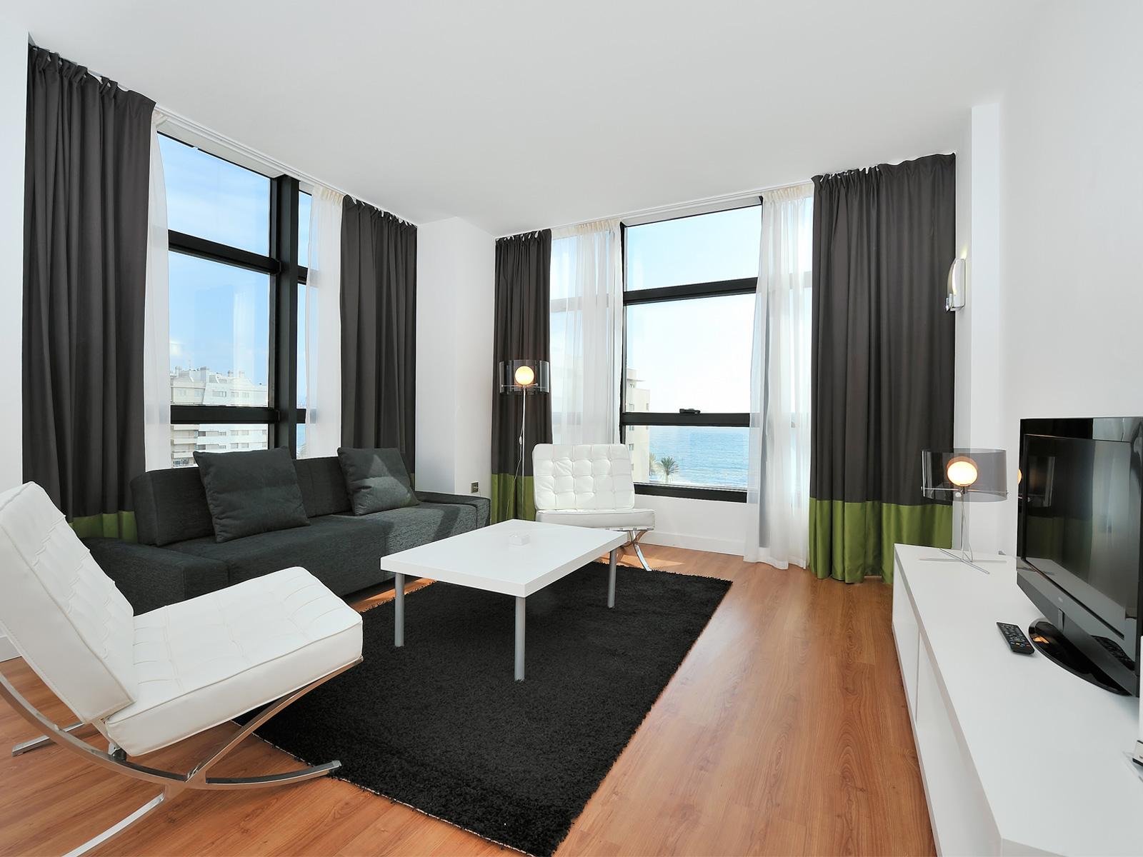 habitaciones-Vincci Málaga
