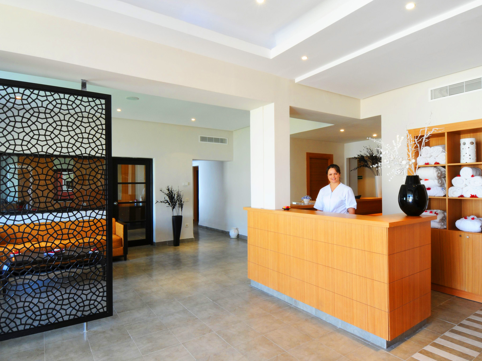 Spa Hotel Hammamet Nozha Beach - Vincci Hotels - Nozha Beach Spa