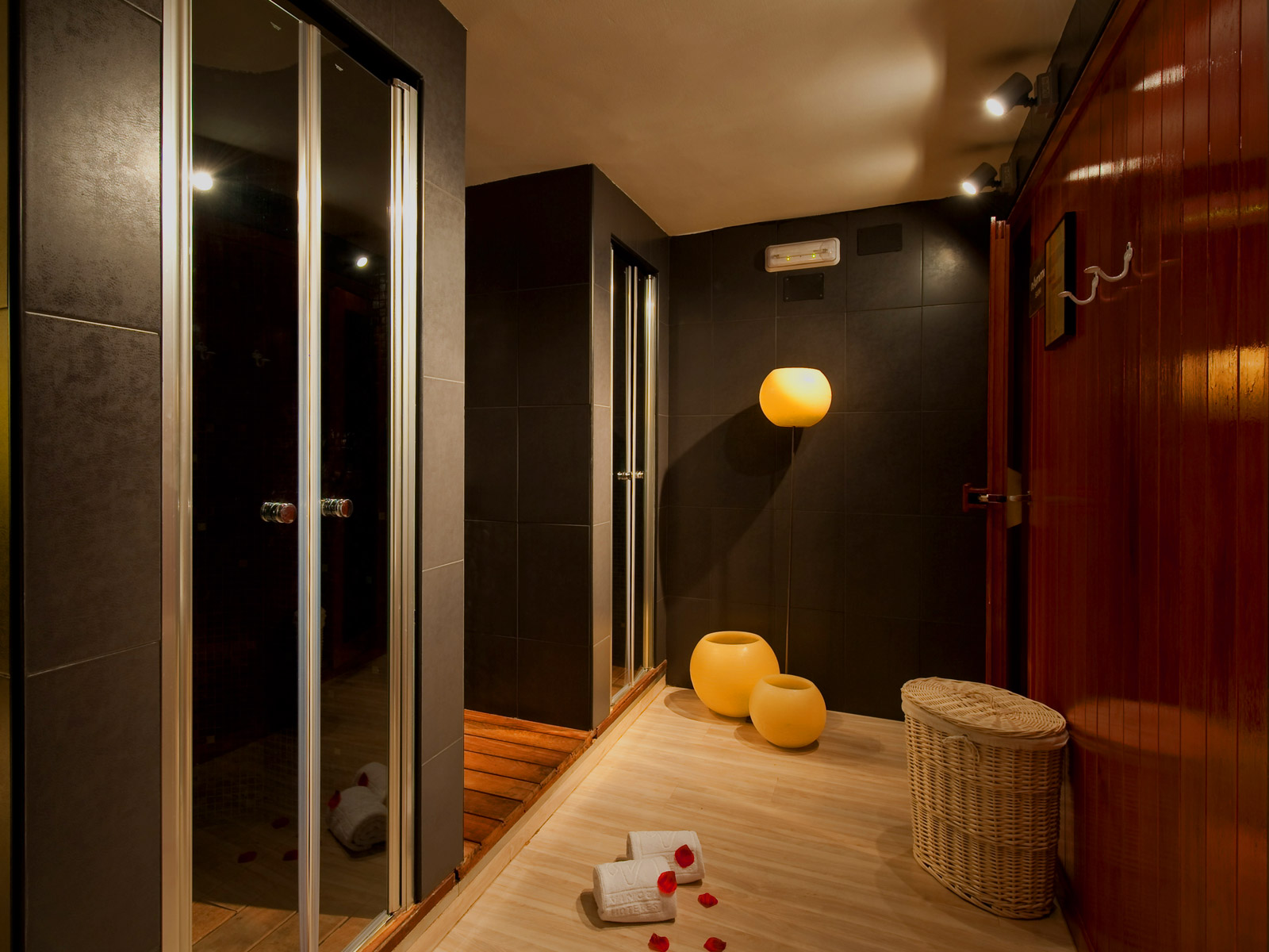 Spa Hotel Vía 66 Madrid - Vincci Hotels - Nammu Corner Areas Spa
