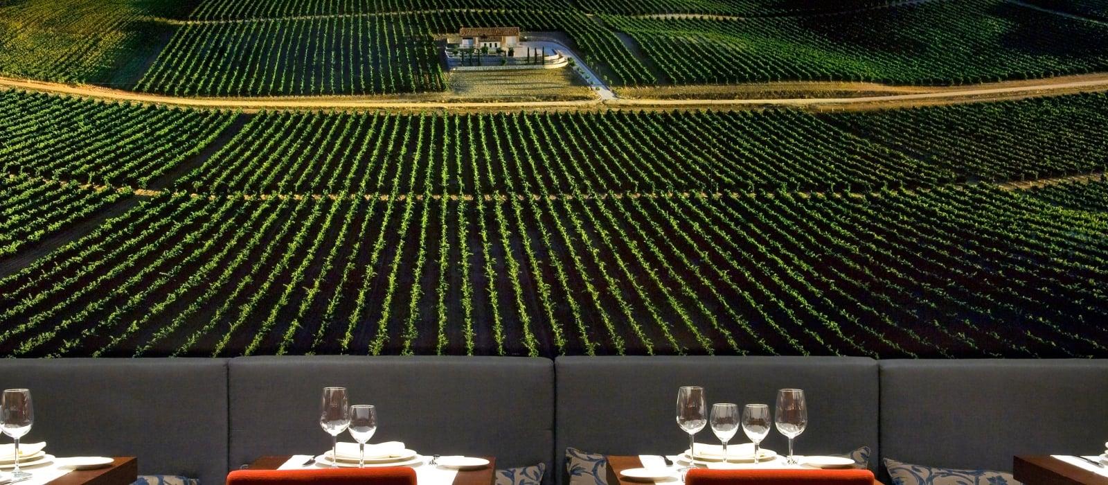 Restaurant Hotel Vincci Valladolid Frontaura - Tastevin Restaurant