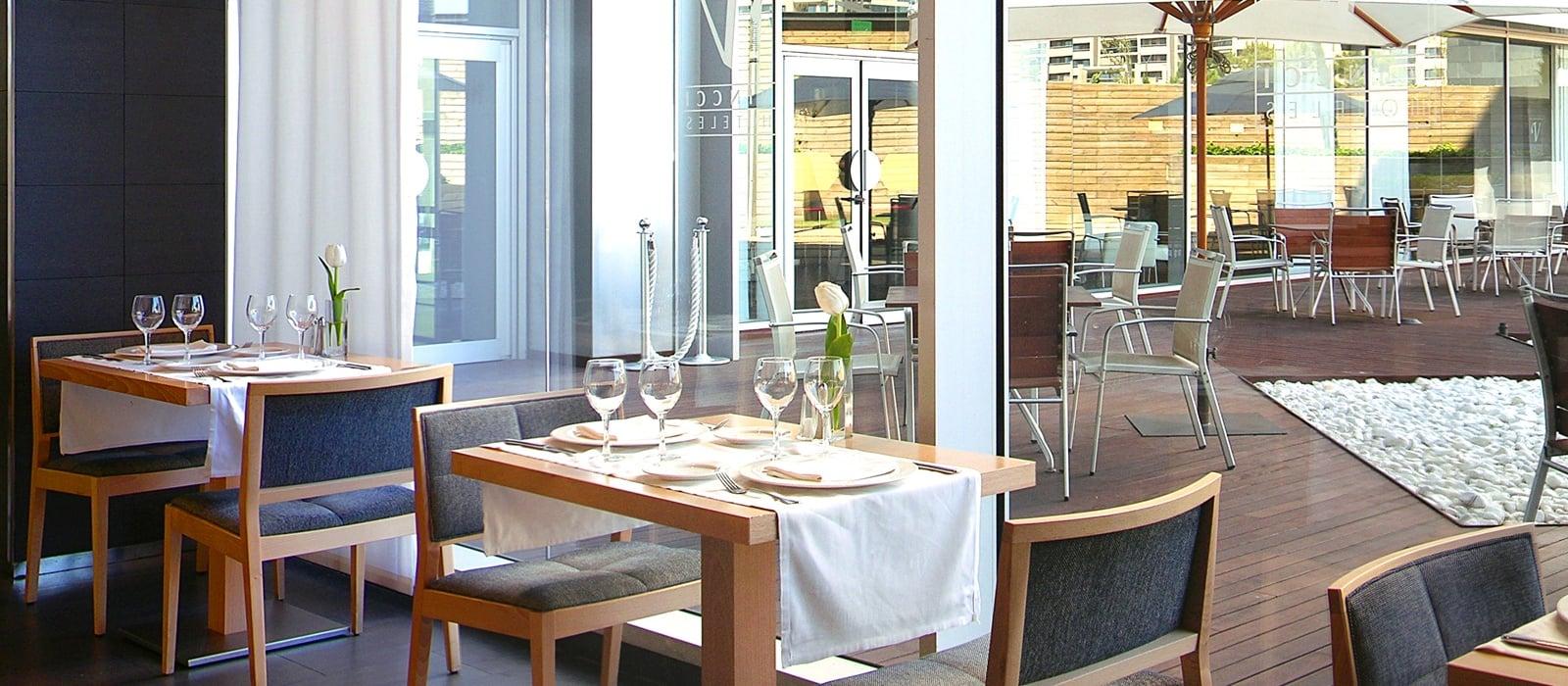 Restaurante Jardí de Mar - Vincci Marítimo