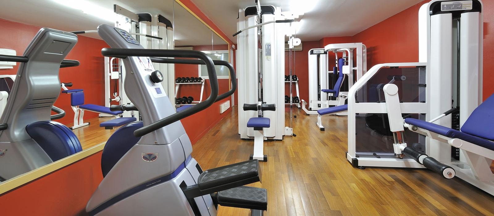 Hoteles con gimnasio en madrid vincci soma - Gimnasio espana industrial ...