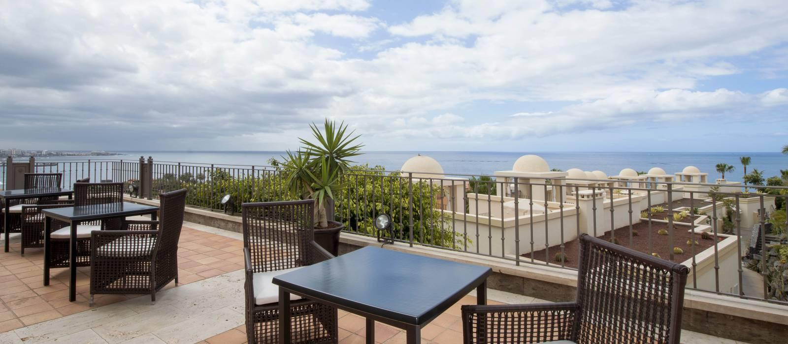 Restaurant Hotel La Plantación del Sur Tenerife - El Colonial