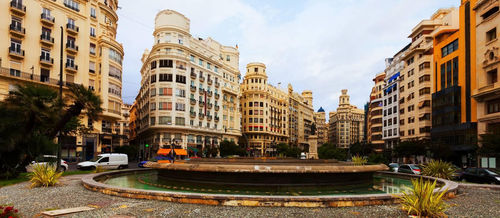Hôtels à Valence - Vincci Hoteles