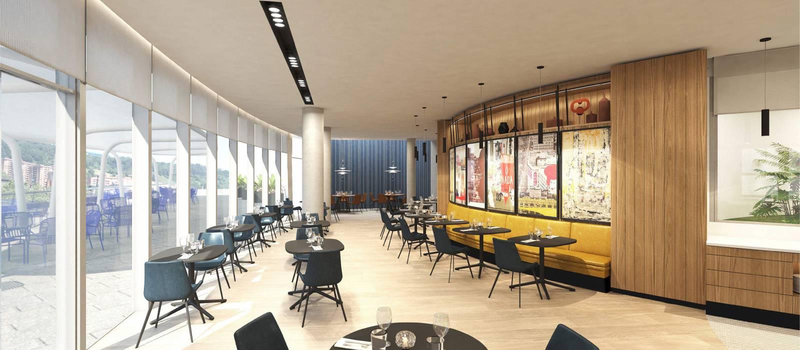 Vincci Bilbao - Restaurante