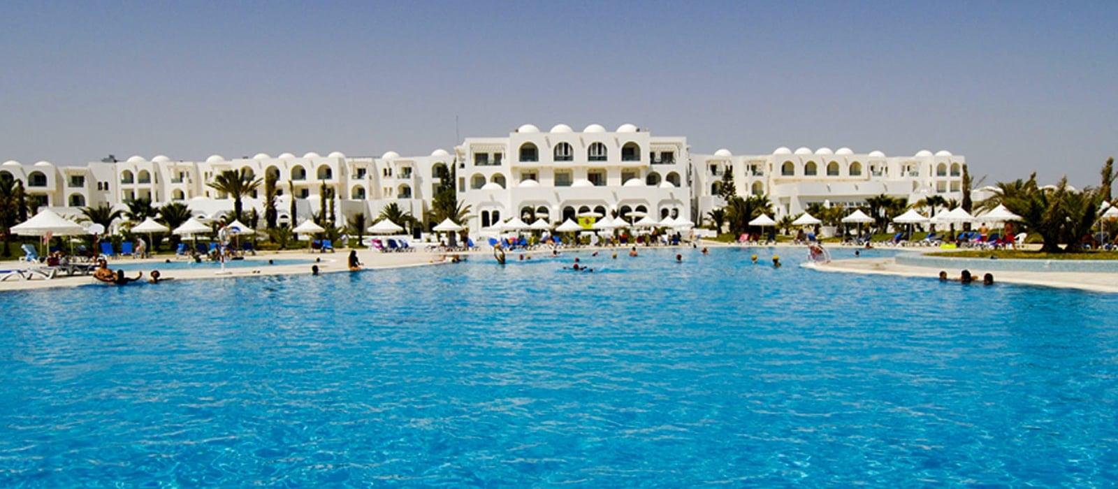Außenansicht - Vincci Hélios Beach 4* Djerba