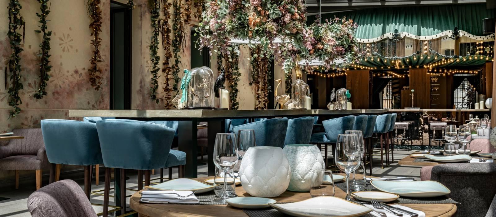 Vincci Soho | Madrid | Restaurante Nomad