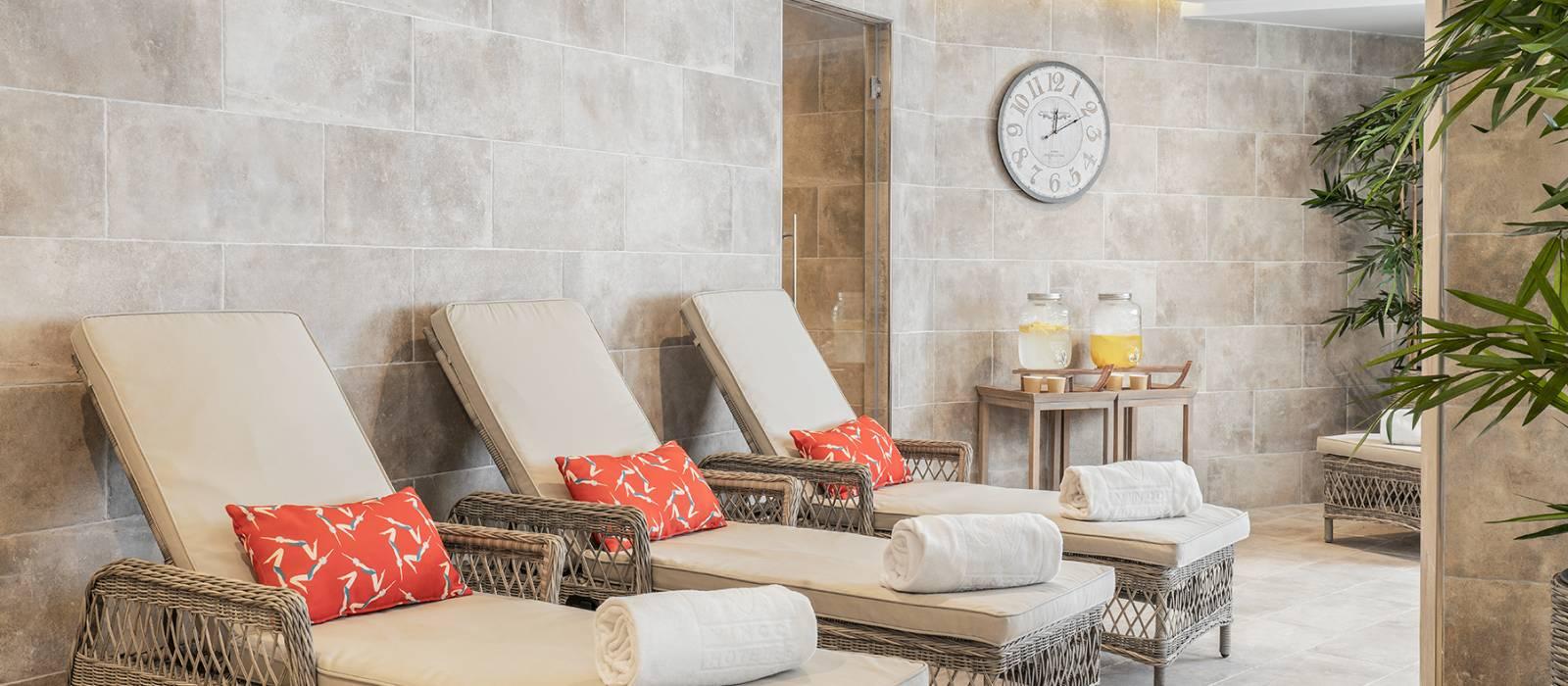 Servicios Hotel Sierra Nevada Rumaykiyya - Vincci Hoteles - Spa