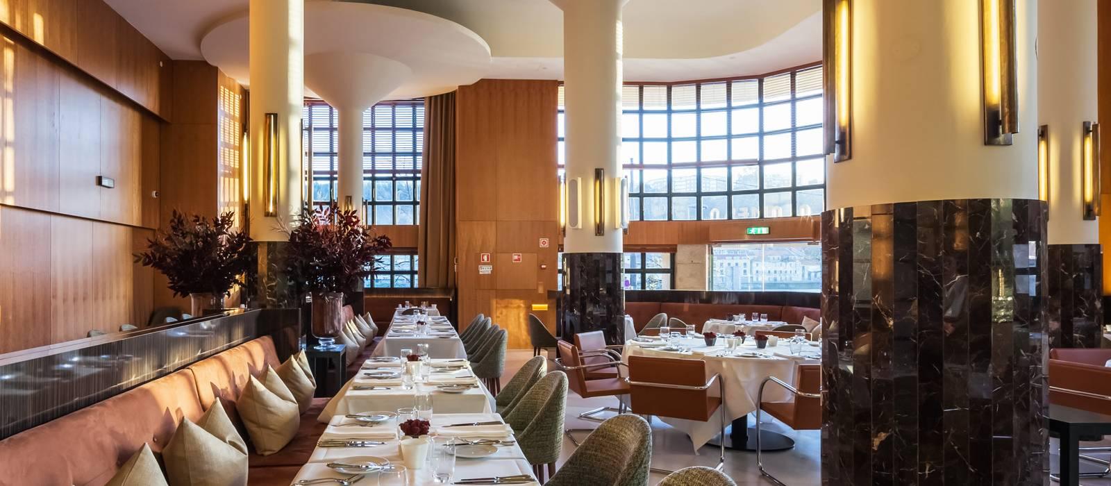 Services Hotel Porto - Vincci Hoteles - Restaurant