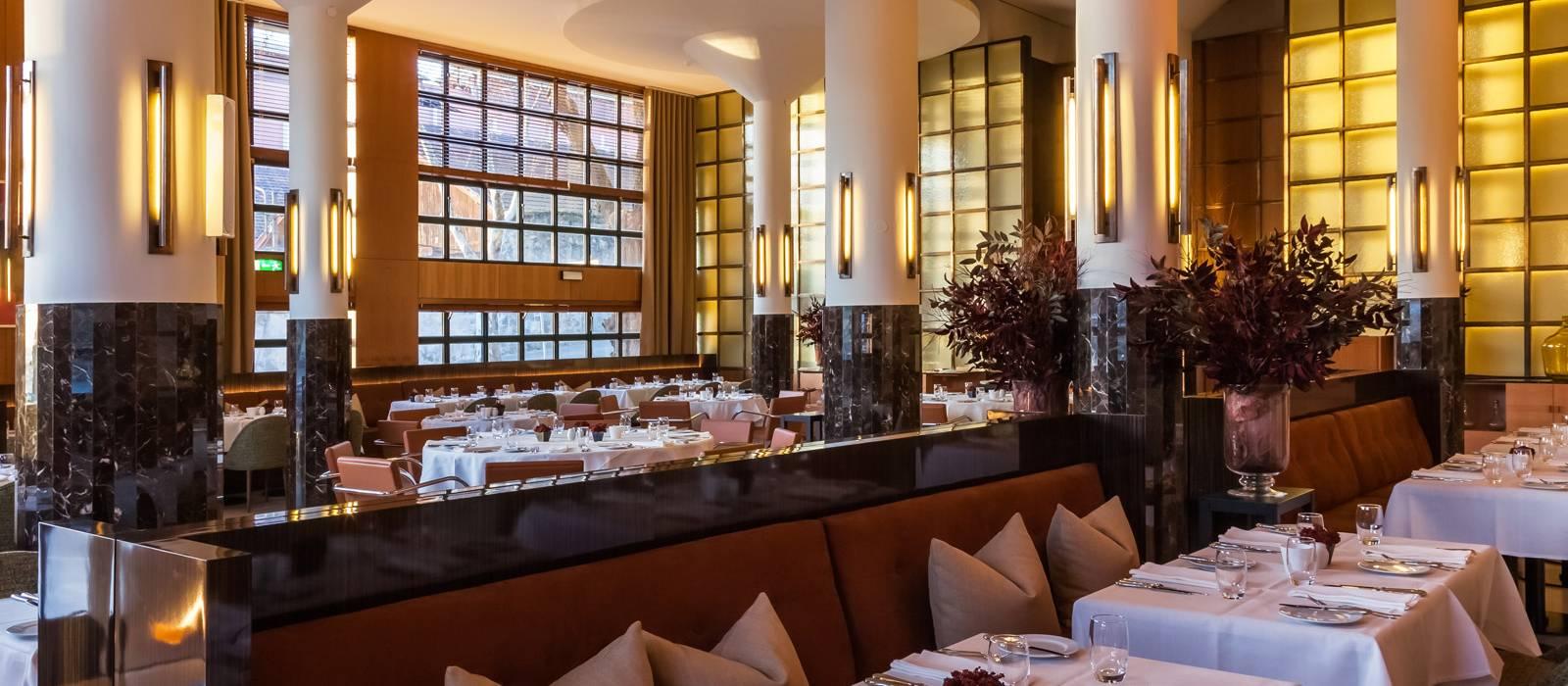 Restaurant Hotel Porto - Vincci Hoteles