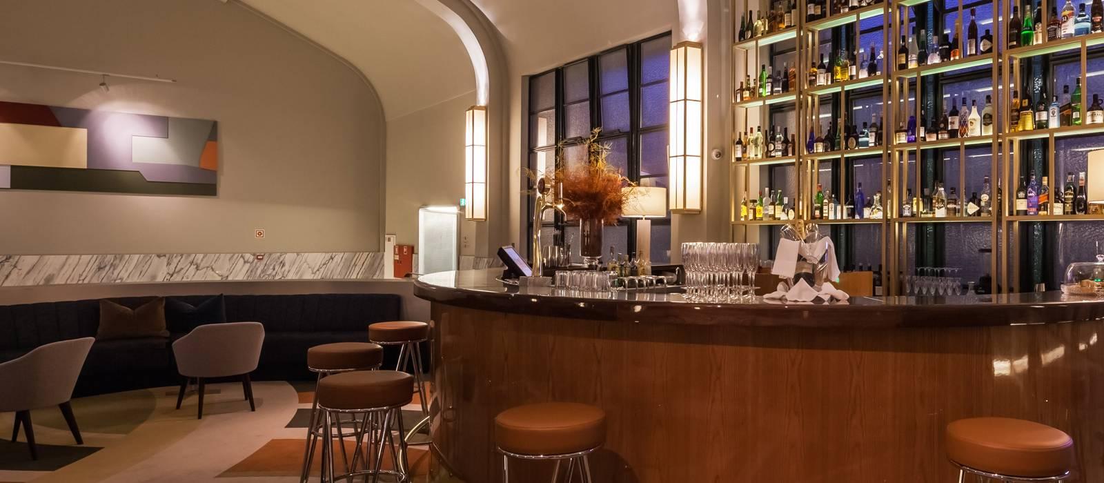 Terraza Douro Sky Lounge Vincci Hoteles