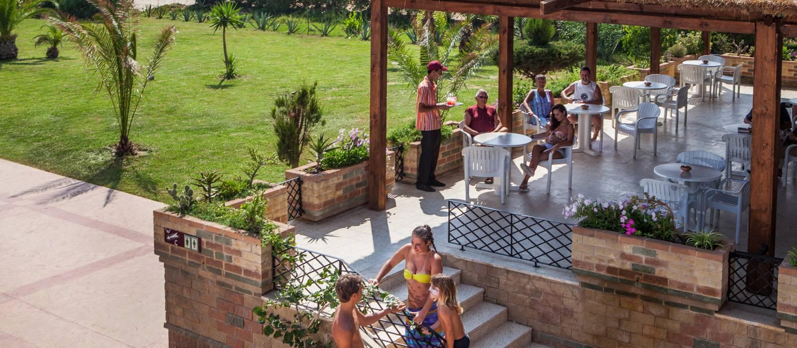 Pool-Bar El Kebir
