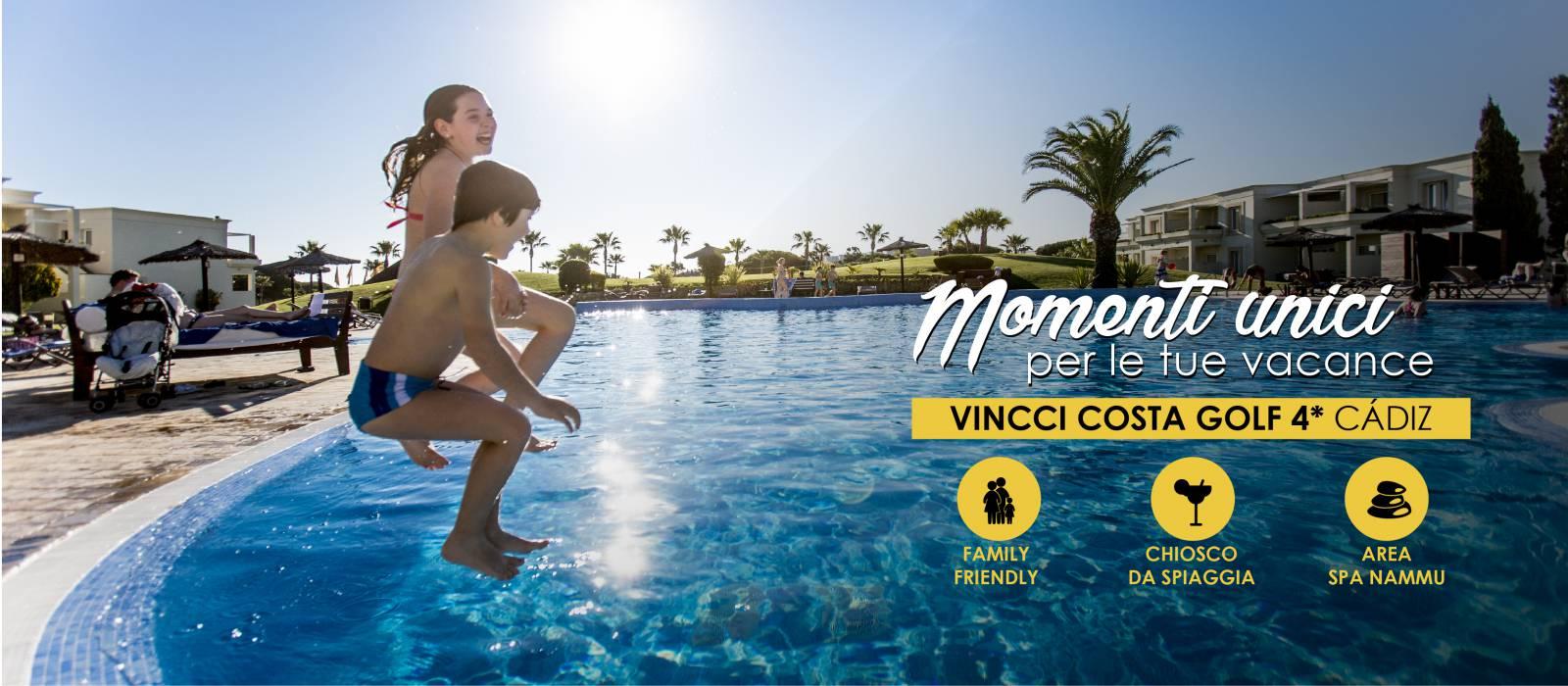 Apertura Costa Golf IT - Vincci Costa Golf