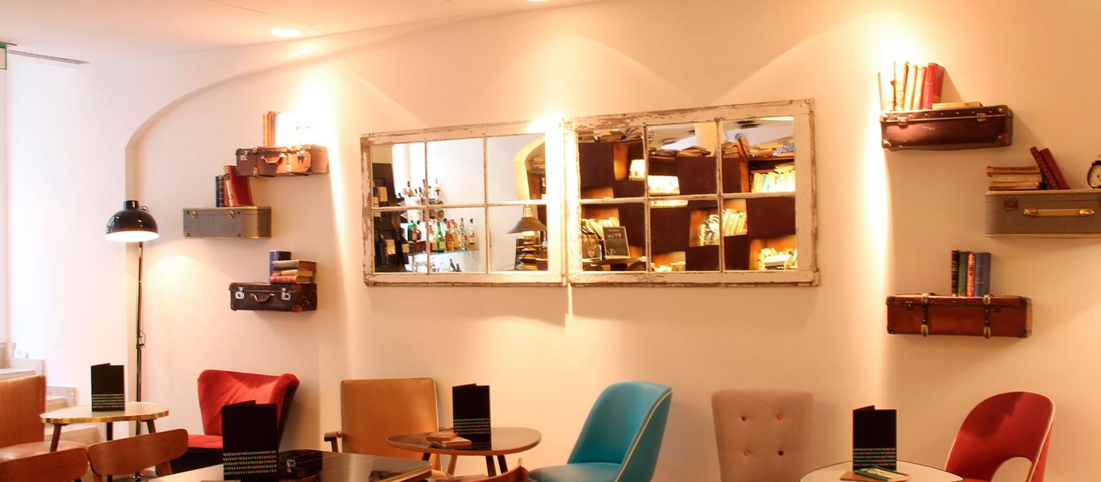 Bar Lounge | Vincci Baixa 4*