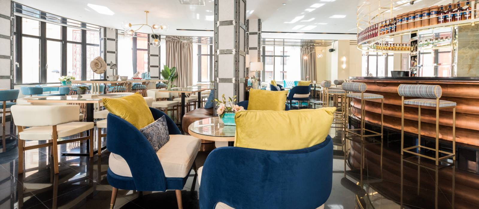 Servizi Capitol Hotel Madrid - Vincci Hoteles - Capitol Food&Bar