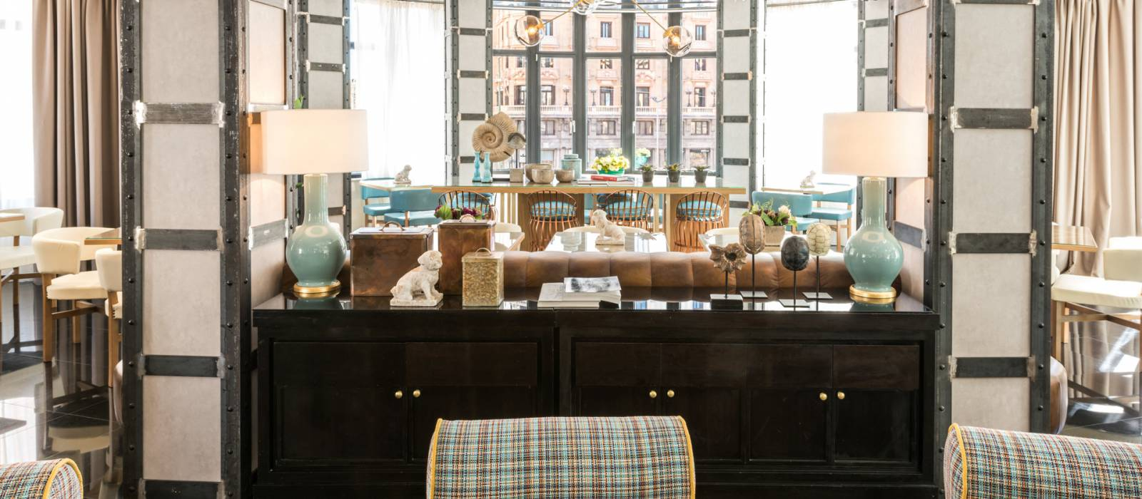 Dienstleistungen Capitol Hotel Madrid - Vincci Hoteles - Capitol Food&Bar