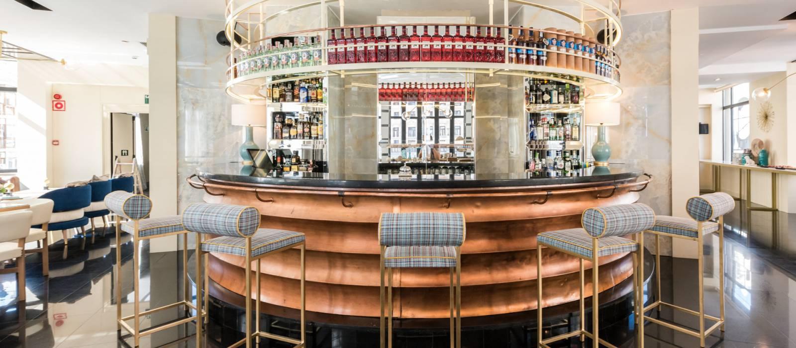 Services de Capitol Hôtel Madrid - Vincci Hoteles - Reims Bar