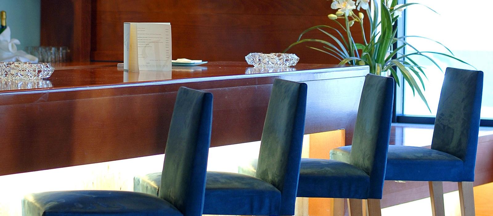 Dienstleistungen Hotel Ciudad de Salamanca - Vincci Hoteles | Bar und Lounge
