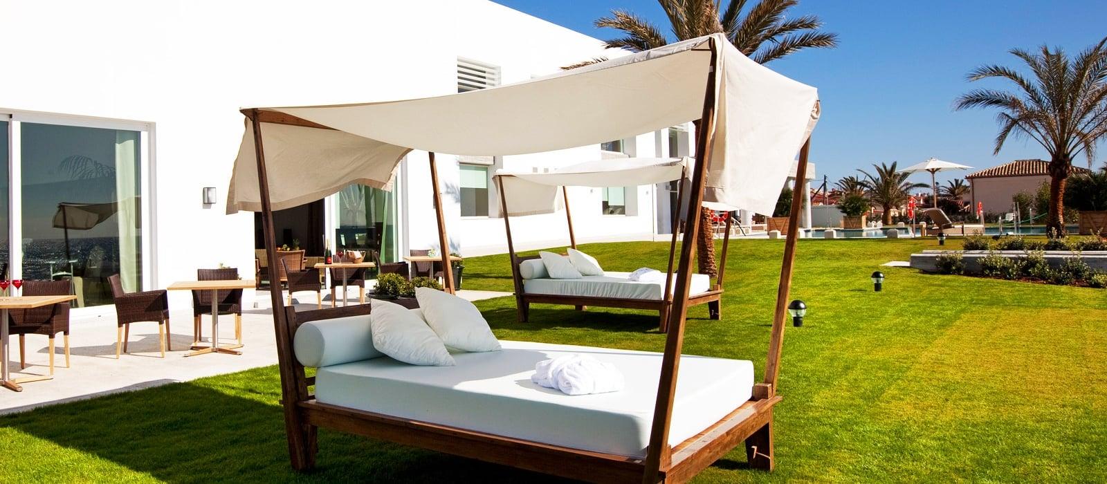 Beach Club Hotel Vincci Estrella de Mar - Gardens and Pools