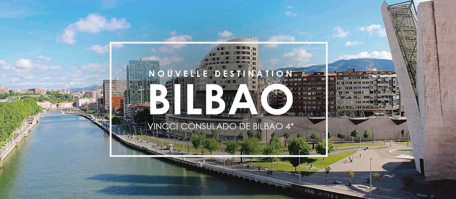 Apertura Bilbao FR - Vincci Consulado de Bilbao