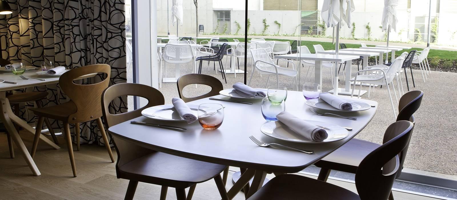 Restaurante Hopen - Vincci Bit
