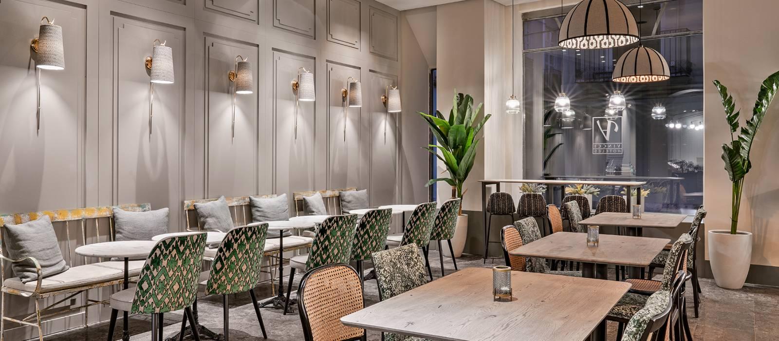 Lounge - Vincci Palace