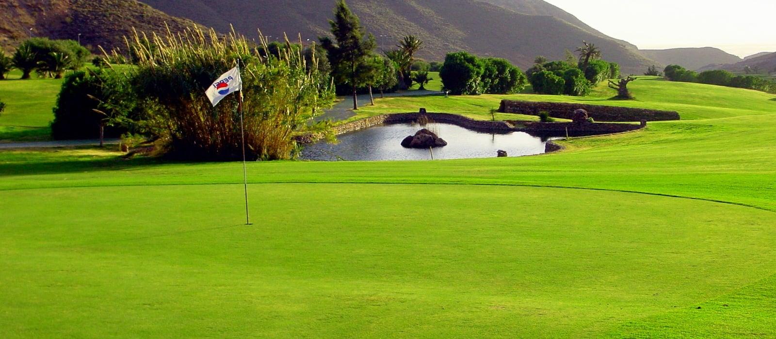 Servicios Hotel Vincci Almería Wellness - Campo de Golf