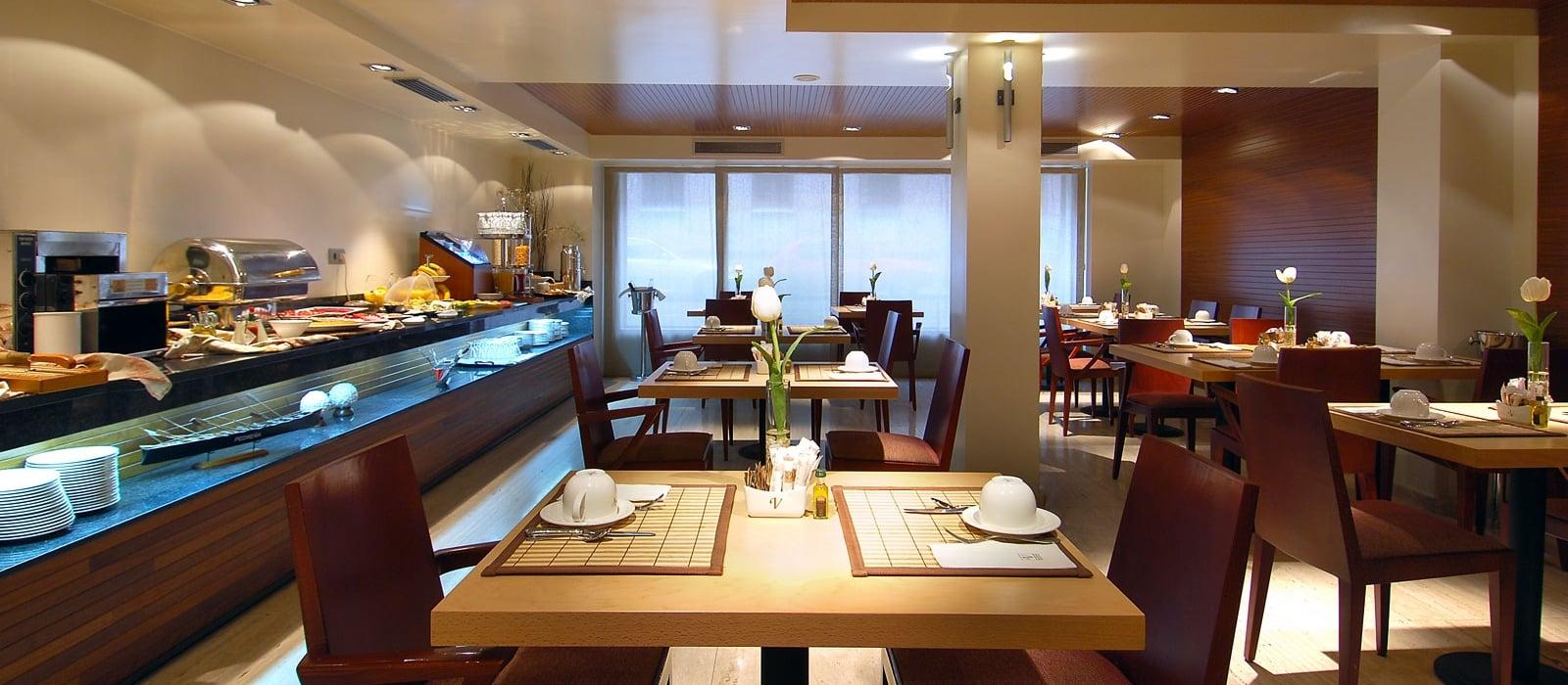 Servicios Hotel Santander Puertochico - Vincci Hoteles