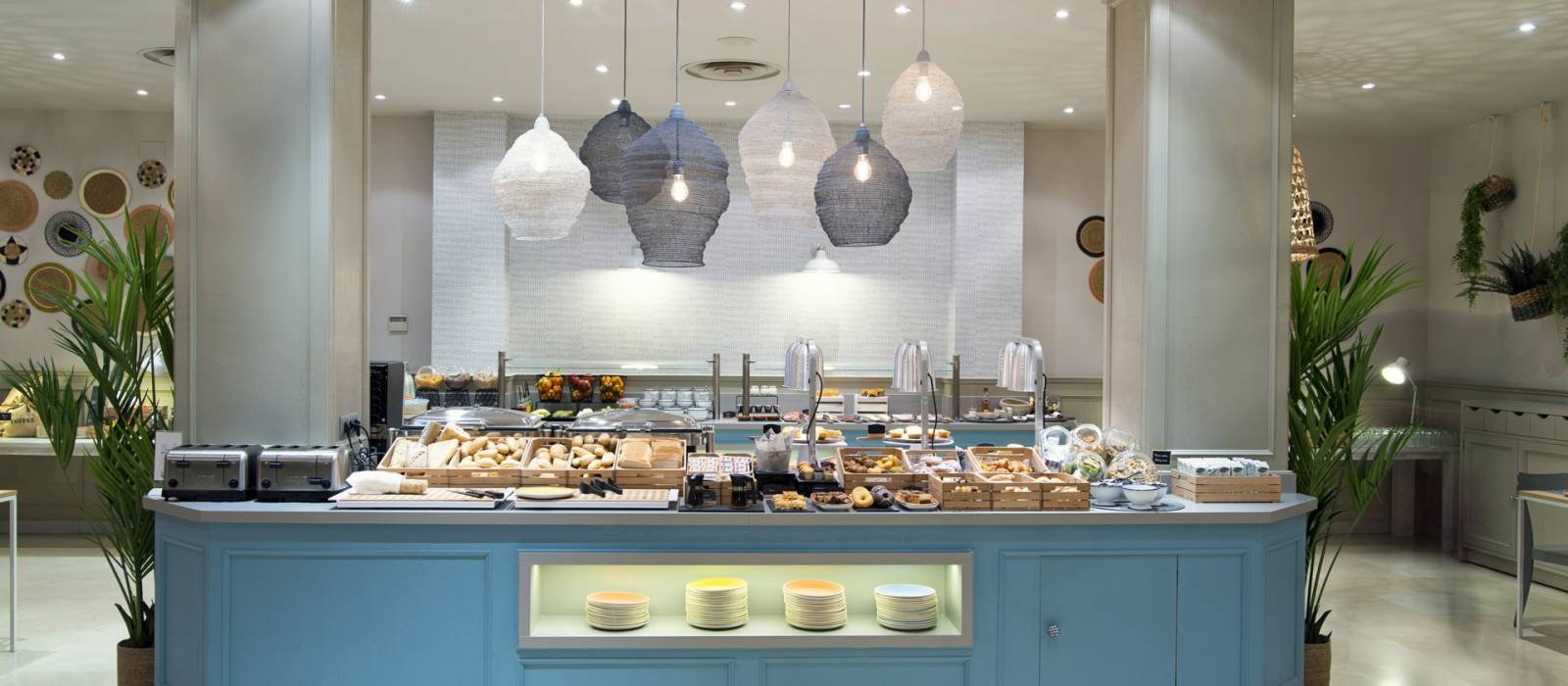 Desayuno Buffet Vincci Lys - Vincci Hoteles