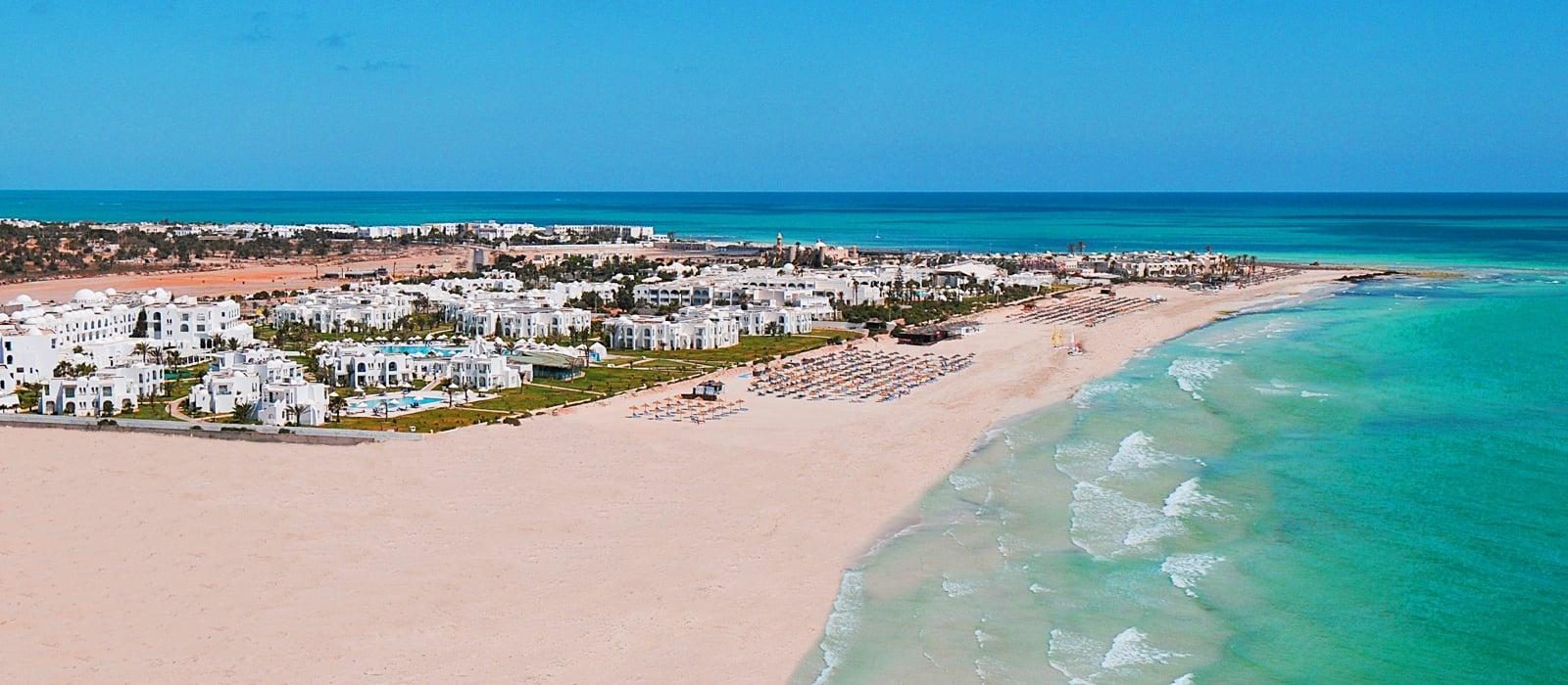 Hoteles Vincci. Die schönsten Hotels in Djerba, Tunesien.