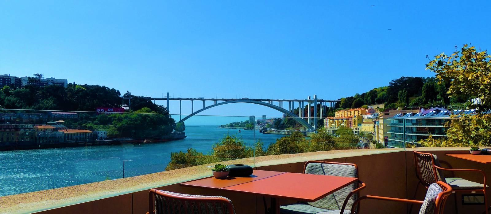 Terraza - Vincci Porto