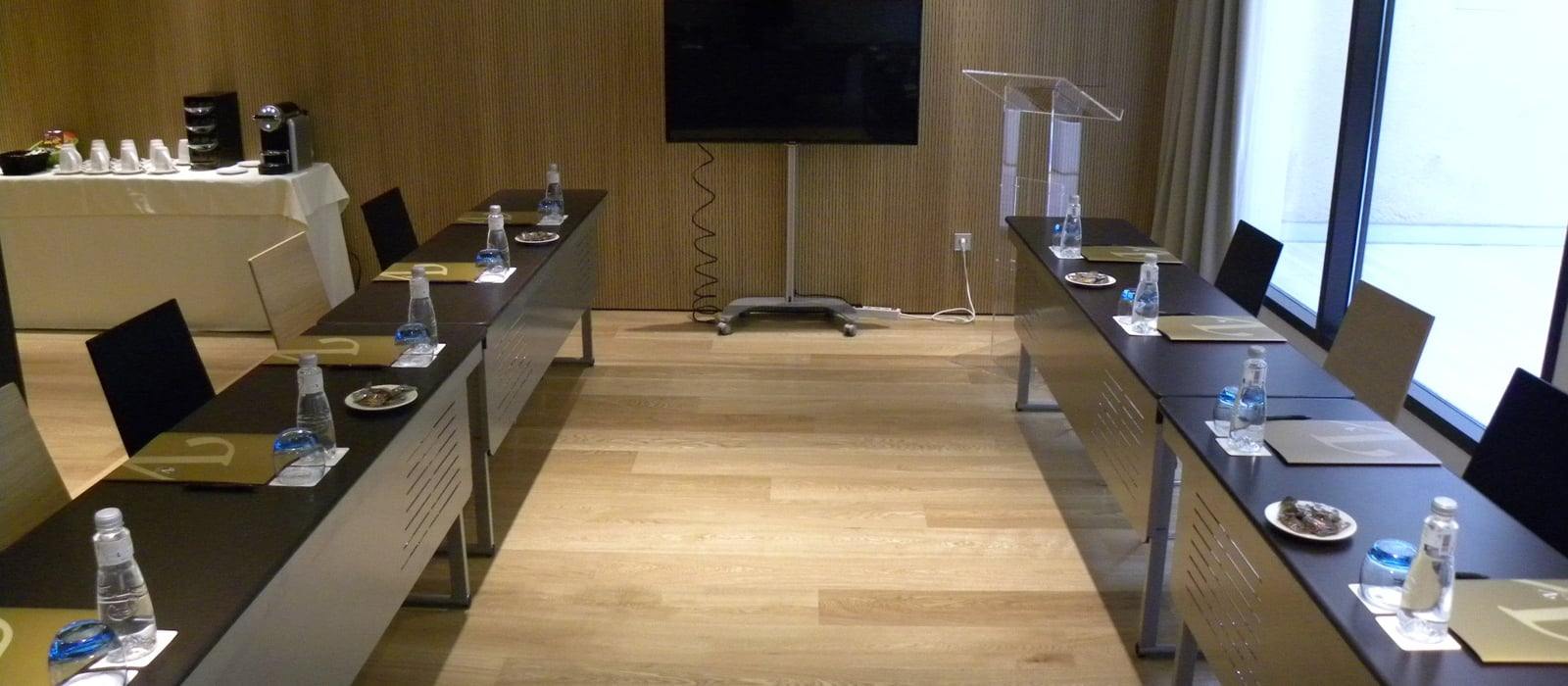 Services Hotel Barcelona Gala  - Vincci Hotels - Meeting Rooms