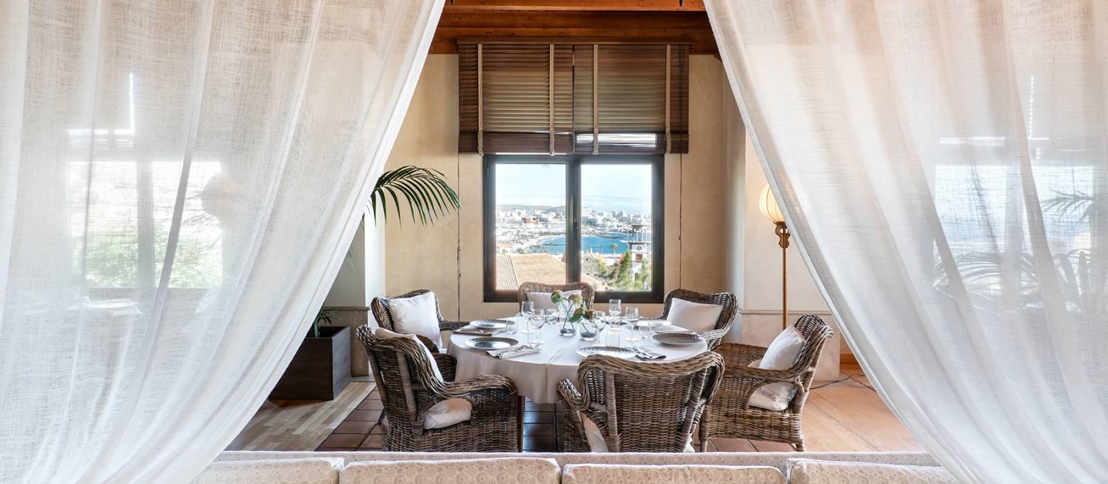 Restaurante del Hotel Vincci La Plantación del Sur Tenerife - El Colonial