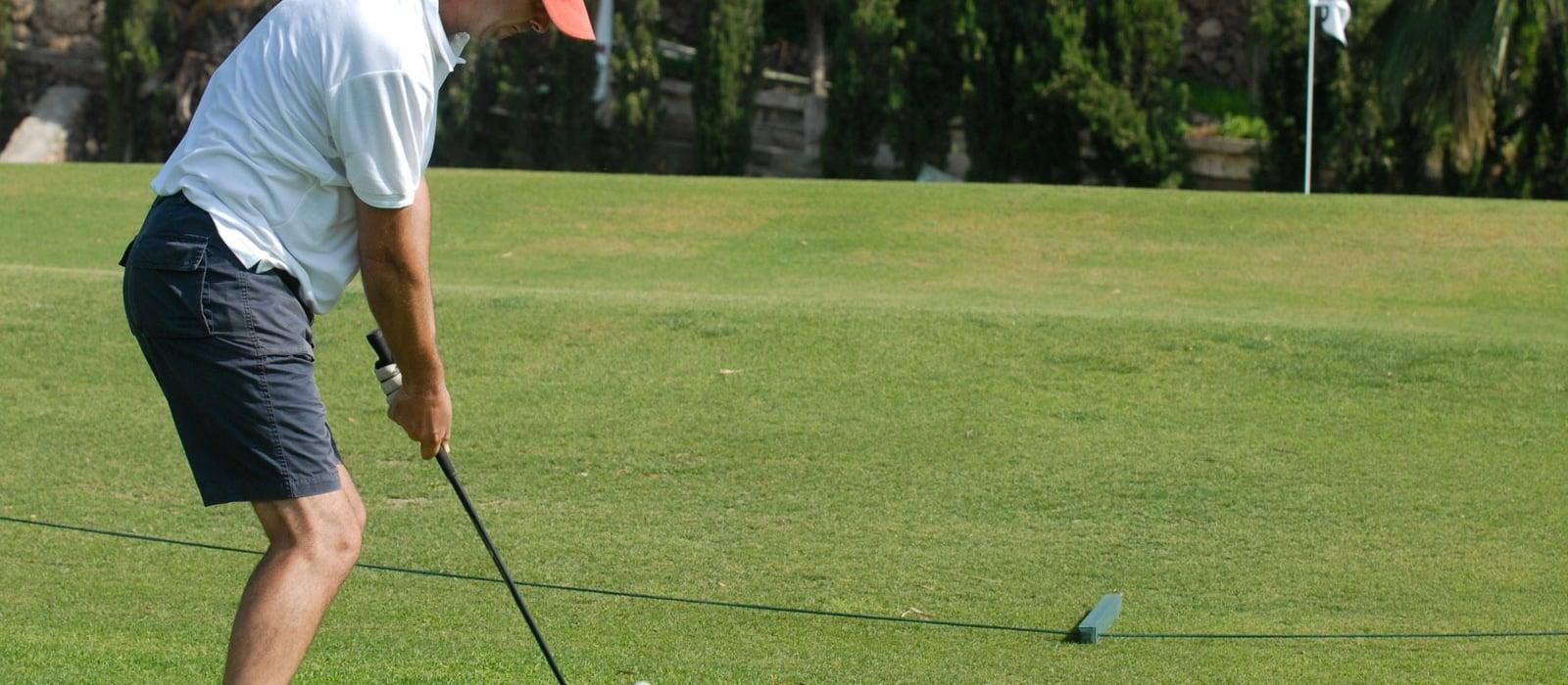 Scuola di Golf - Vincci Selección Envía Almería Wellness & Golf 5*