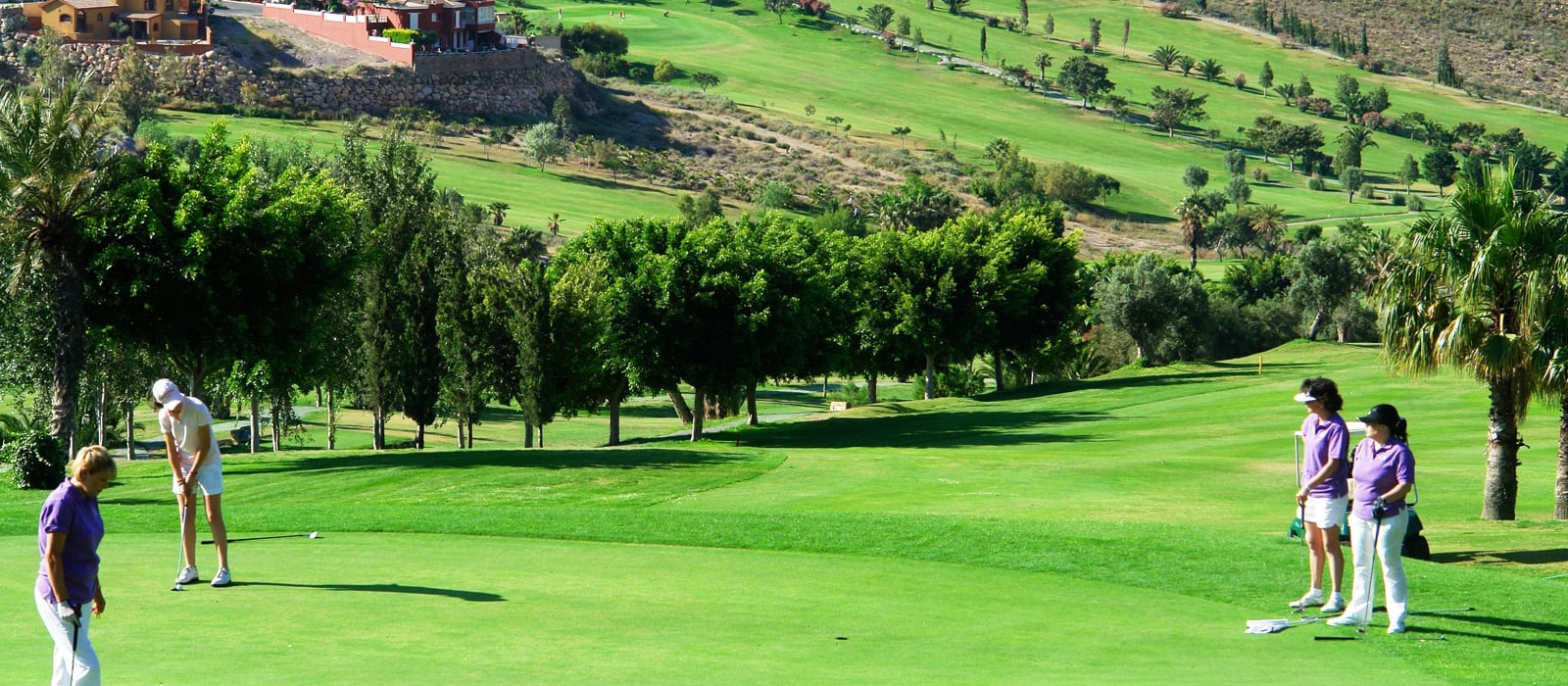 Services Hotel Vincci Almería Wellness - Golf School
