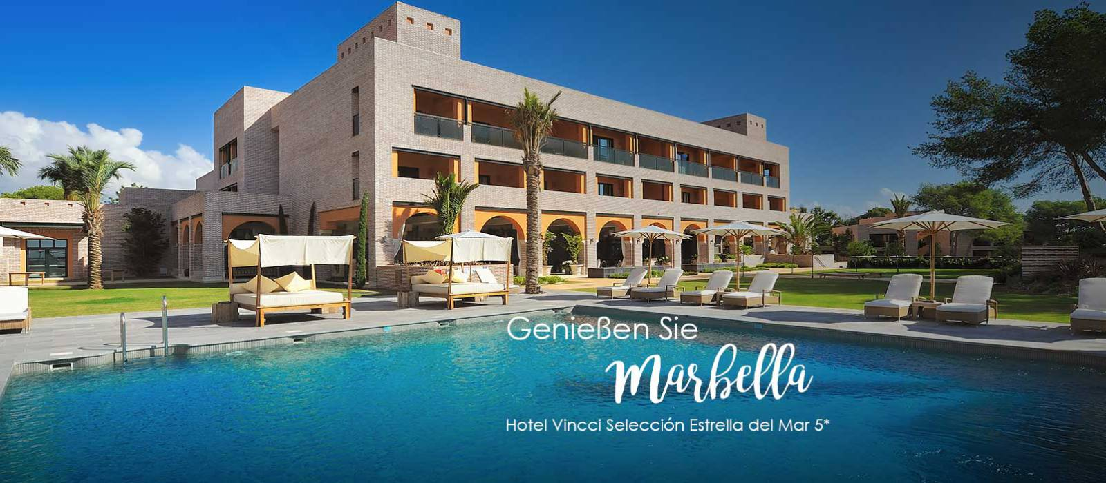 Disfruta Marbella DE - Vincci Selección Estrella del Mar